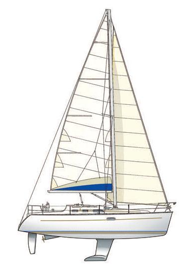 Specifiche Oceanis 45 (2012)