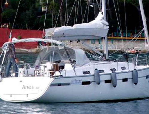 "BAVARIA 40 ""ARIES"""